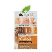 DR. ORGANIC organic - snail gel 50ml