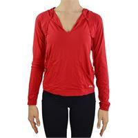 VESTEM blusa m/longa 23 ipanema colore: rosso / c0016 - vermelho