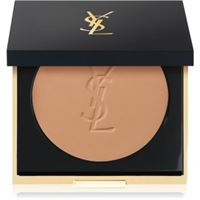Yves Saint Laurent encre de peau all hours setting powder cipria compatta per un finish opaco colore b45 bisque 8, 5 g