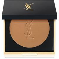 Yves Saint Laurent encre de peau all hours setting powder cipria compatta per un finish opaco colore b65 bronze 8, 5 g