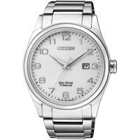 Citizen orologio solo tempo uomo Citizen super titanio bm7360-82a