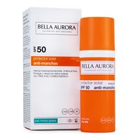 BELLA AURORA LABS gel solare spf50 oil free a/macc