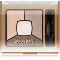 Bourjois smoky stories palette di ombretti smoky eyes colore 06 upside brown 3,2 g