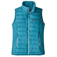 Patagonia w's down sweater vest gilet donna