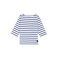 Armor Lux beg meil t-shirt, multicolore (blanc/braise 320), 3 anni bambina