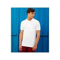 Fruit of the Loom polo uomo con taschino fruit of the loom