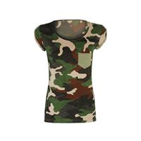 Payper t-shirt donna discovery pocket payper