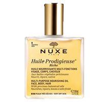 LABORATOIRE NUXE ITALIA Srl nuxe huile prodigieuse riche 100 ml
