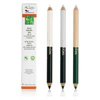Lepo matita occhi Lepo duo kajal bio - 22 verde smeraldo/cipria