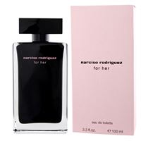 Narciso Rodriguez for her eau de toilette (donna) 100 ml