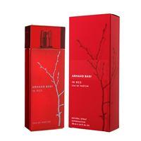 Armand Basi in red eau de parfum (donna) 100 ml