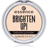 Essence brighten up!Cipria opacizzante colore 10 banana 9 g