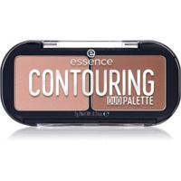 Essence contouring duo palette palette contouring colore 10 lighter skin 7 g