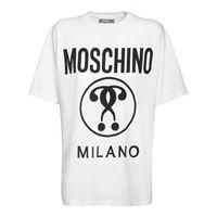 MOSCHINO t-shirt in jersey di cotone