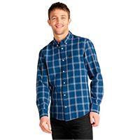 Lee button down camicia, verde (utility green ng), medium uomo