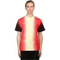 AMBUSH t-shirt in jersey di cotone tie dye con logo