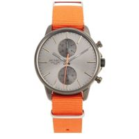 Jack & Co. saldi orologio jack & co. Jack watches chrono in acciaio e canavas - jw0152m1