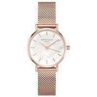 Rosefield premium gloss srshm-x219 orologio donna quarzo solo tempo