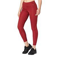AURIQUE leggings sportivi donna, nero, 40 (taglia produttore: x-small)