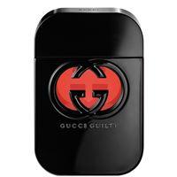 Gucci guilty black eau de toilette 75 ml spray