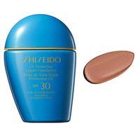Shiseido Suncare shiseido sun protection uv protective liquid foundation spf30 n. Dark beige