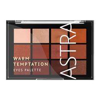 Astra warm temptation eyes palette n. 02 warm temptation
