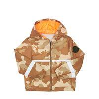 MONCLER giacca savine in nylon con cappuccio