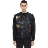 A-COLD-WALL* maglia oversize in jersey con stampa sons balmain