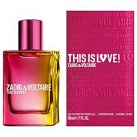 ZADIG & VOLTAIRE profumo zadig & voltaire this is love! Pour elle eau de parfum, spray - profumo donna 30ml