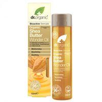 Dr. Organic organic shea butter - wonder oil (150ml)
