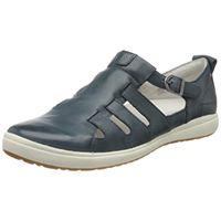 Josef Seibel caren 16, sandali a punta chiusa donna, blu (aqua 133 590), 40 eu