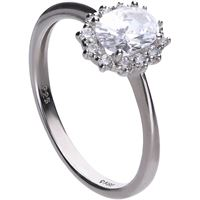 Diamonfire anello donna gioielli Diamonfire classic 61/1769/1/082/175