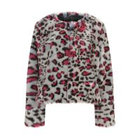 VANESSA SCOTT - teddy coat