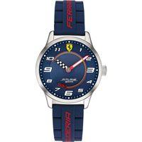 Scuderia Ferrari orologio solo tempo uomo Scuderia Ferrari pitlane fer0860015