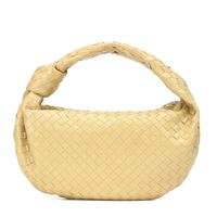 Bottega Veneta borsa jodie small in pelle intrecciata
