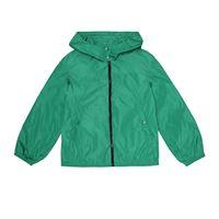 Moncler Enfant giacca zanice con cappuccio