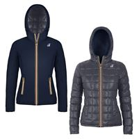 K-WAY giacca lily thermo plus double donna