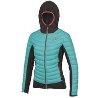 CAMP hybrid jacket lady piumino softshell donna