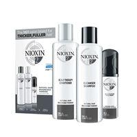 Nioxin sistema 2 kit trifasico 150 ml