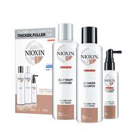 Nioxin sistema 3 kit trifasico 300 ml