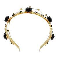 Dolce&Gabbana accessori per capelli Dolce&Gabbana donna oro