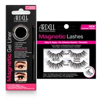 Eyeliner magnetico & ciglia double wispies