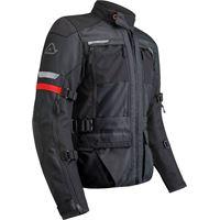 Acerbis giacca moto touring Acerbis x-tour ce 3 strati nero