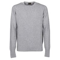 DRUMOHR maglione uomo d4k103635 cashmere grigio
