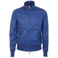 SAVE THE DUCK giacca outerwear uomo d3519mwind400725 poliammide blu