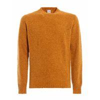 ASPESI maglione uomo m183516201321 lana giallo