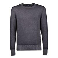 DRUMOHR maglione uomo d8m103al690 lana grigio