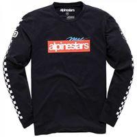 Alpinestars - t-shirt Alpinestars again premium nero