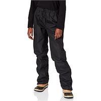Vaude - fluid, pantaloni da donna, nero, 40