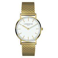 Liebeskind Berlin orologio analogueico quarzo donna con cinturino in placcato in acciaio inox lt-0076-mq